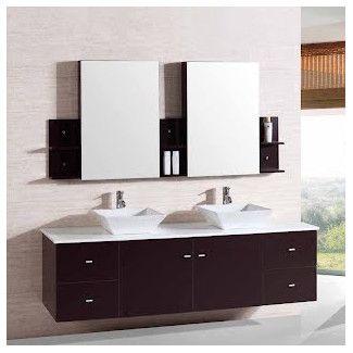 Modern Bathroom Vanities | AllModern