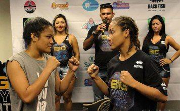 Joice Mara da Silva enfrenta Kalinka Sousa