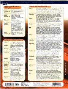Research paper vitamins