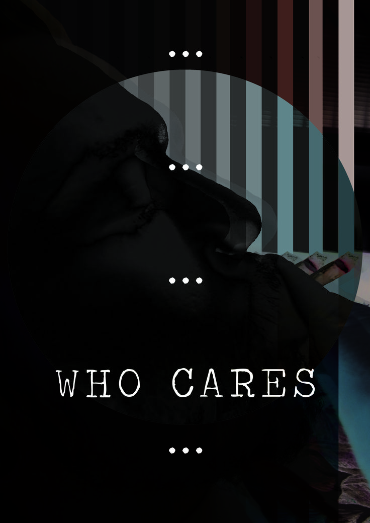 WHO CARES  me...