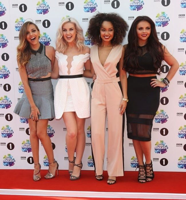 Blog de la Tele: Taylor Swift & Little Mix - Premios Teen BBC Radio 1 2013