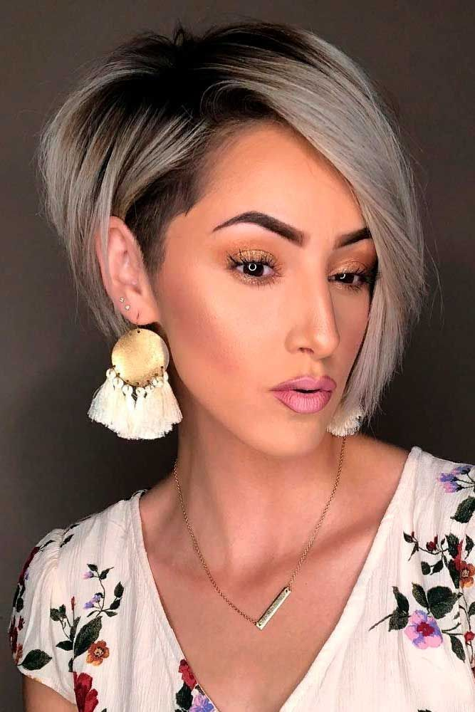 55 Ideas Of Inverted Bob Hairstyles To Refresh Your Style