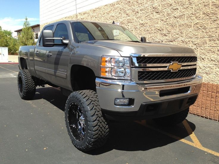 2014 Chevy Silverado 2500hd Lifted - Car Release Date ...