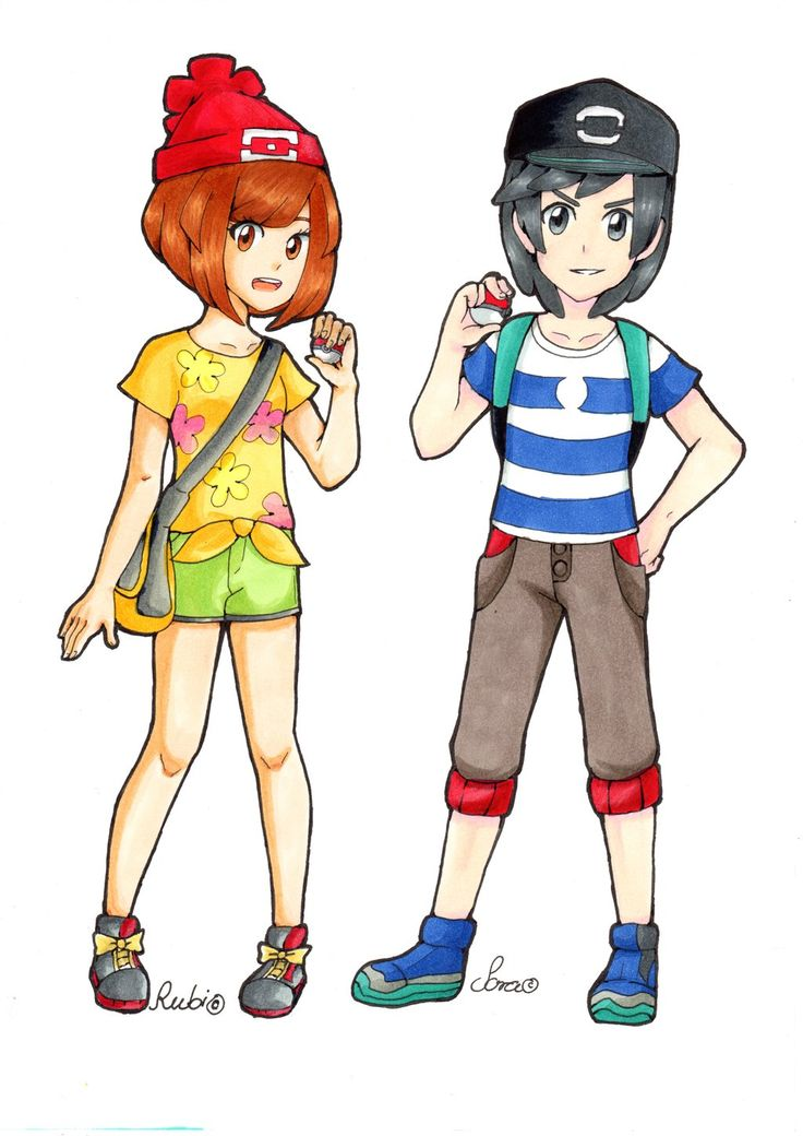Pokemon Sun and Moon Trainer by RubiSafaia