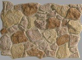 M s de 17 ideas fant sticas sobre vigas de imitaci n en - Paneles de poliuretano imitacion piedra ...