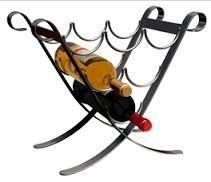 Resultado de imagen para porta vinos de fierro