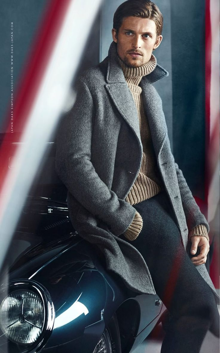 Daks Fall/Winter 2015 Campaign Exudes Sartorial Elegance