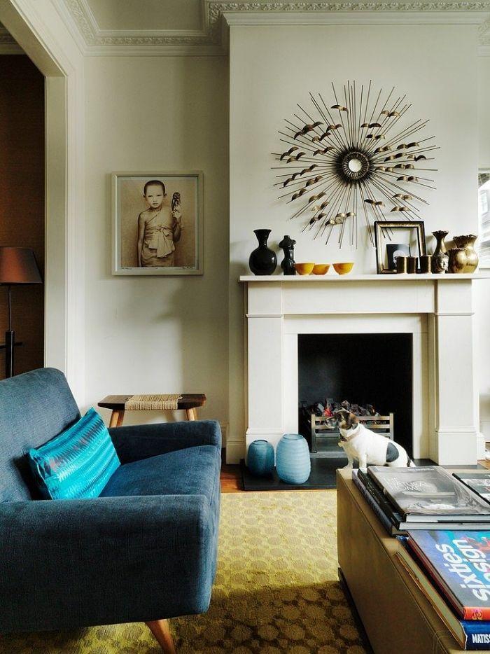Gemütliches Wohnzimmer einrichten \u2013 34 Ideen aus Luxusvillen - wohnzimmer modern grau