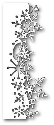 Poppy Stamps - Die - Frozen Border,$13.49
