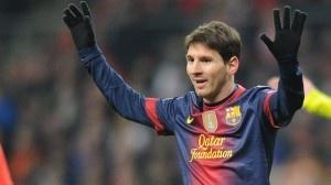 Messi Samai Rekor Gol Nistelrooy