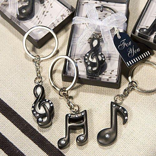 Des cadeaux invités mariage, baptêmes, enfants, noel - Porte-clés musique