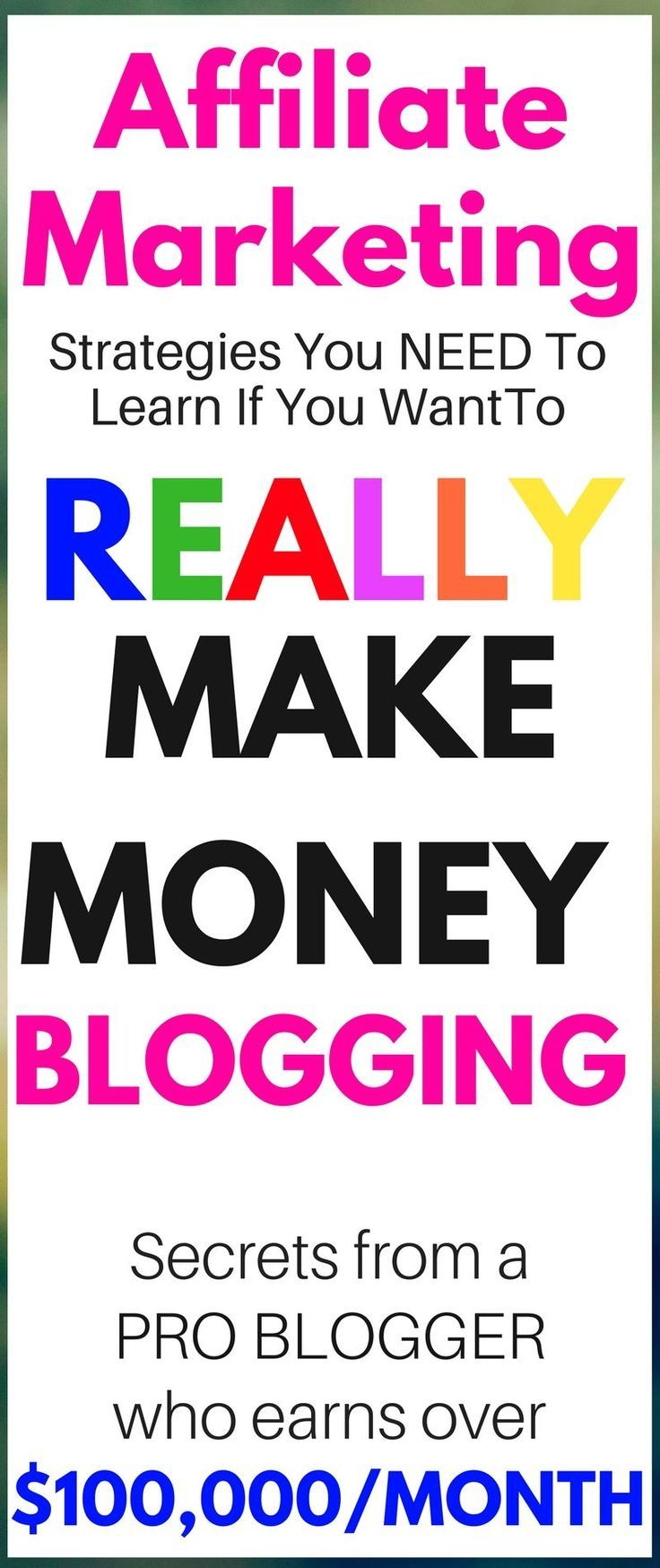 The BEST course you need to learn about Affiliate marketing tips for beginners, affiliate marketing tips| affiliate marketing strategy| make money blogging| blogging for beginners| how to make money online| affiliate marketing | make money from home