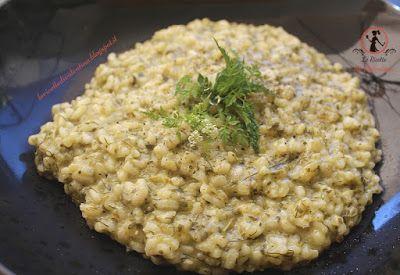 Le Ricette di Valentina: Risotto alle erbe prepararto con il Bimby