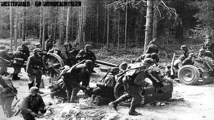 Oh du schöner Westerwald (Westerwald) - Ein Wehrmachtslied