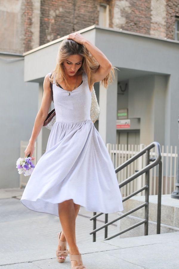 Sukienka damska sukienka RZYMSKIE WAKACJE, od projektanta RISK made in warsaw | Mustache.pl