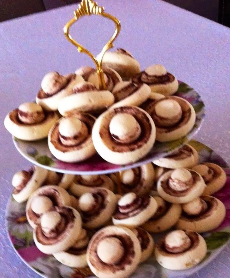 Hayal Alemi: Mantar kurabiye