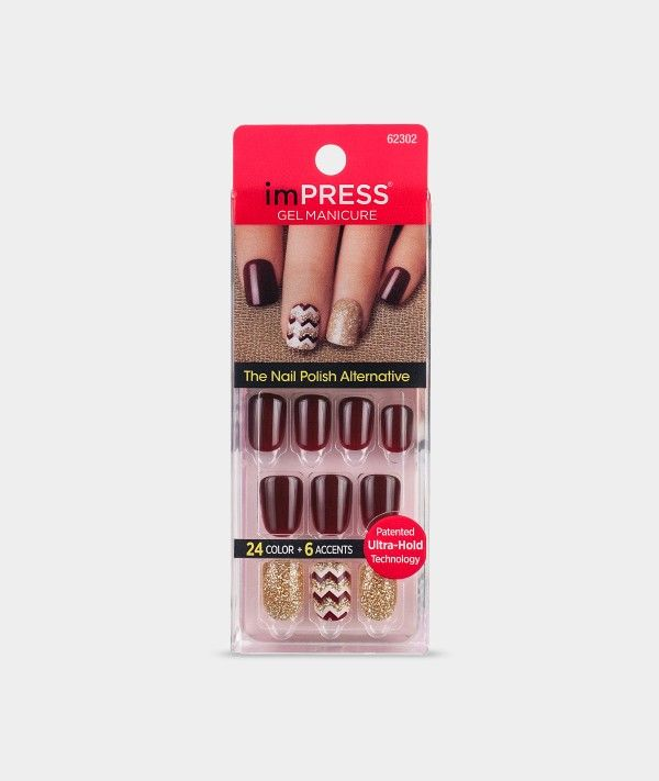 imPRESS Gel Manicure - Symphony - imPRESS Gel Manicure - Brands - Nails