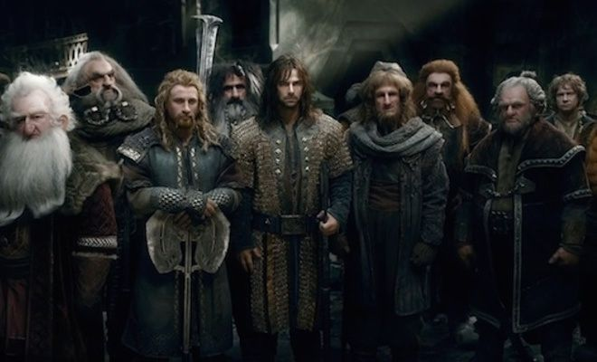 """""""I Came To Reclaim Something Of Mine"""" - 'The Hobbit: The Battle Of The Five Armies' Trailer Features A Sneak Peak At Maybe The Biggest Movie Battle Scene Ever! - Gorilla Gang"""