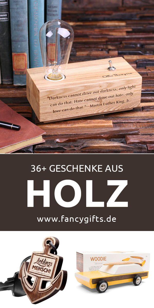 18++ Geschenkideen aus holz fuer maenner Sammlung