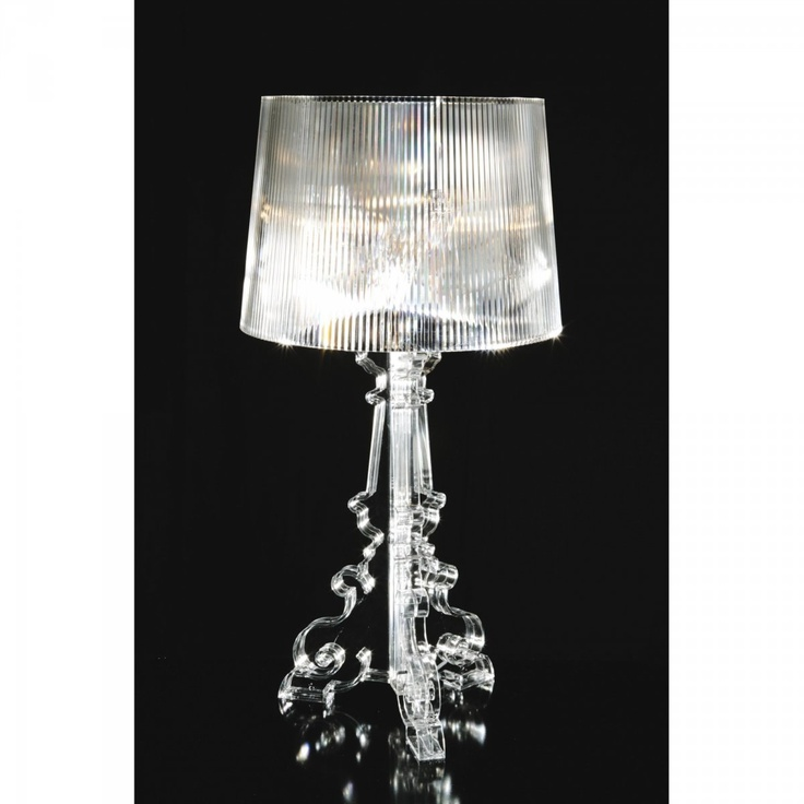 Lampada Bourgie by Kartell  http://www.keihome.it/luci/lampade-da-tavolo/bourgie--kartell/1753/