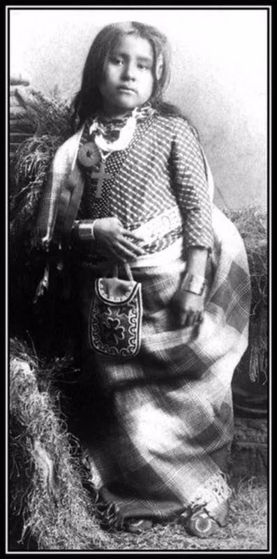 Ragazze Native Americane 04