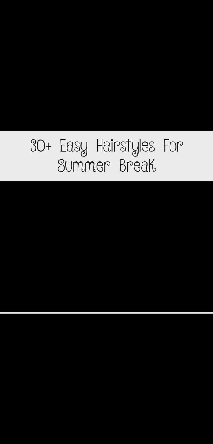 30+ Easy Hairstyles For Summer Break : The waterfall braids hairstyle. #wavy #wavyhair #wavyhairstyles #wavybobhairstyles