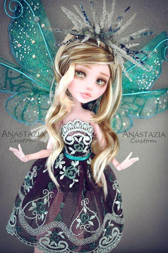 MH custom ooak doll