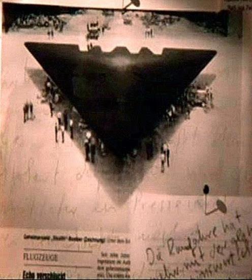 Aeronaves Militares Avançadas Anti-gravidade Responsáveis pelos Avistamentos de UFOs?
