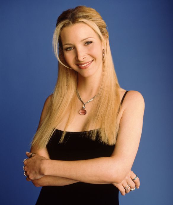 Friends - Lisa Kudrow as Phoebe