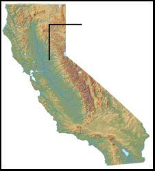 Folsom Lake Levels Reservoir Storage Level Plot 1
