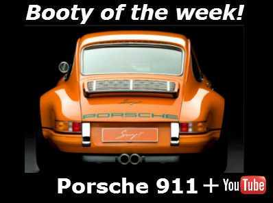Porsche 911 like no other, Re-imagined by Singer Vehicle Design + a great example video by the founder Rob Dickinson. ‪#‎booty‬ ‪#‎porsche‬ #911 >http://youtu.be/fO-g-bZV8Fo?list=UUwuDqQjo53xnxWKRVfw_41w