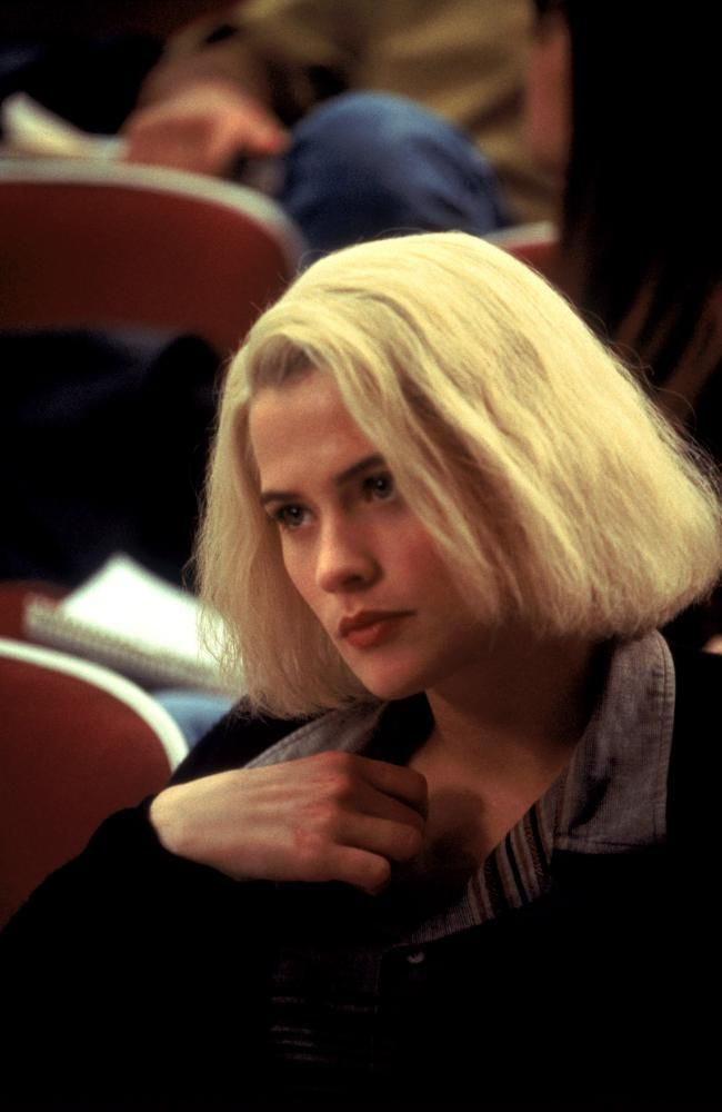 HIGHER LEARNING, Kristy Swanson, 1995, ©Columbia Pictures