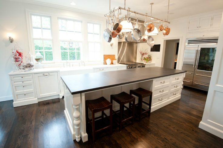 Source Munger Interiors Gorgeous Kitchen With Creamy