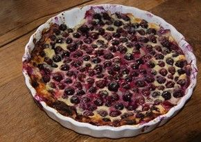 I've had this recipe for a month and I've made it about four times since. A great pud that's big on fruit but lighter on the calories.