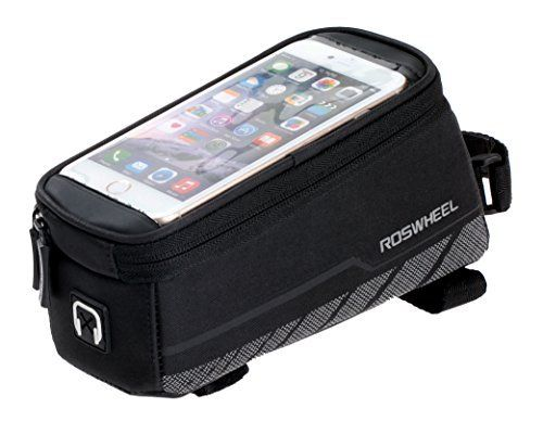 "Product review for Roswheel Bicycle Frame Pannier & Front Tube Cell Phone Bag -   	 		 			 				 					Famous Words of Inspiration...""When you want to fool the world, tell the truth.""					 				 				 					Otto von Bismarck 						— Click here for more from Otto von Bismarck"