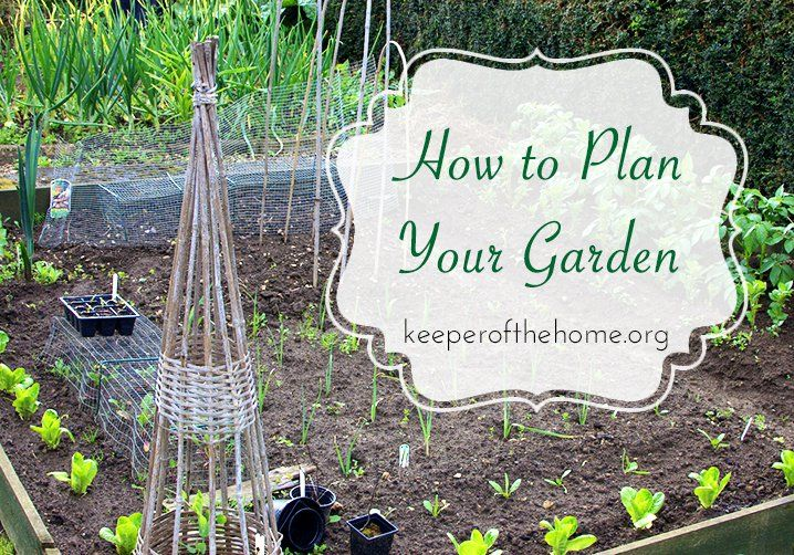 This post was originally published in March of 2011, but we're sharing it today because it's gardening season once again! Use these tips to plan your own garden and discover how fun and easy it can be to grow your own food! In our Gardening 101 series, we've talked about a lot of different things so far… how to select seeds for better success, growing herbs, gardening based on where you live, square foot gardening. I know that the process of planning what and how …
