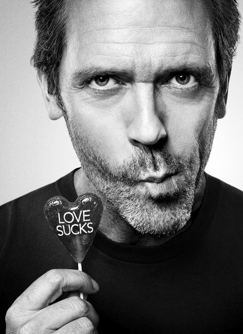 I got a dad crush on Hugh Laurie! I do not care of his age, especially with the accent he totally gets it in my book!