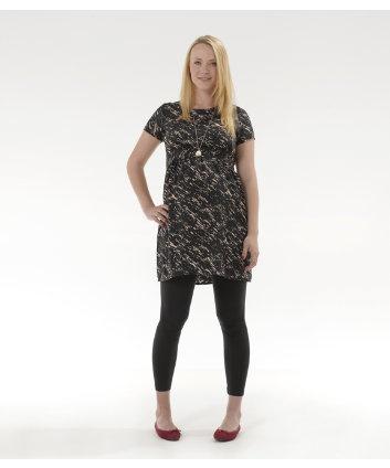 Blooming marvellous black maternity dress