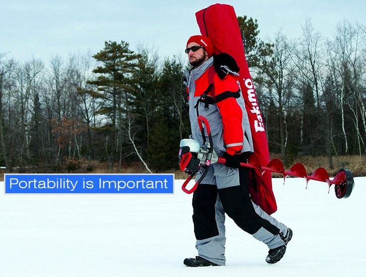 Ice Fishing: Eskimo Ice Fishing Gear