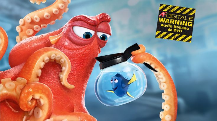 Alla Ricerca di Dory [Blu-ray & Blu-ray 3D] Alla Ricerca di Dory: torna la pesciolina più smemorata dell'oceano in un'edizione Blu-ray da capogiro. Alla Ricerca di Nemo era già un gioia per gli occhi, ma con Finding Dory la Disney-Pixar si è superata...