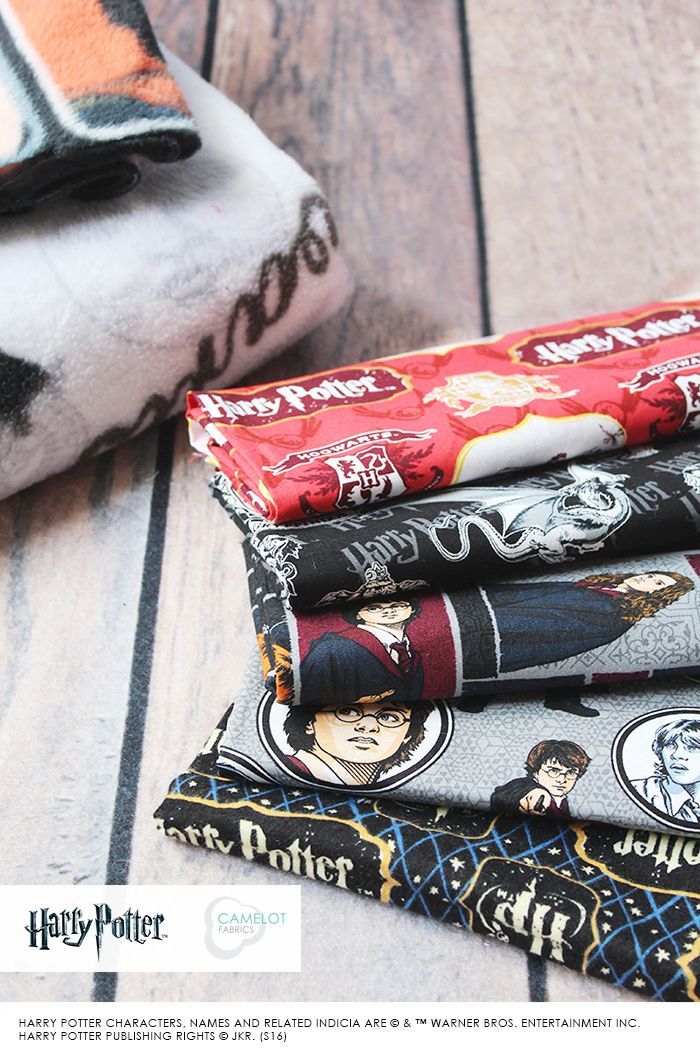 Harry Potter Book Cover Fabric : On a scale of how obsessed are we with