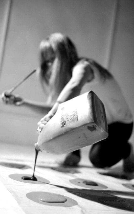 ✔ Play Messy Twister ~ Bachelorette Bucket List. #bachelorette #idea