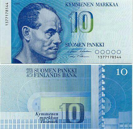 Memories of markka | Finland