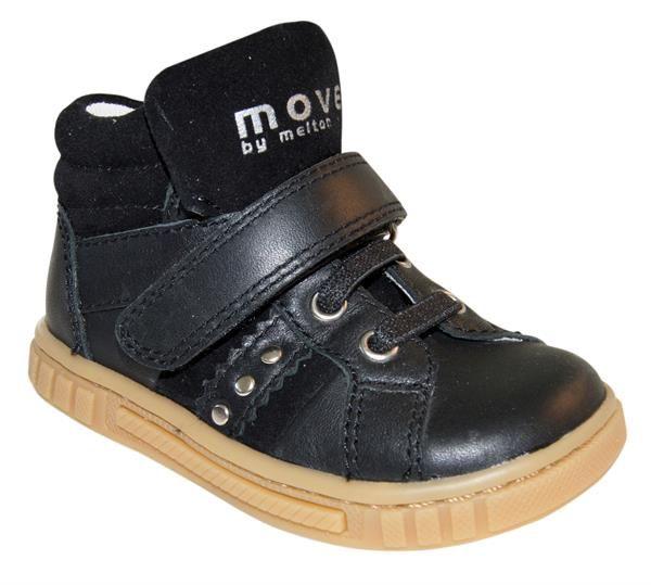 Melton - Basketstøvle - Sort
