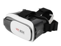 Lunettes casque réalité virtuelle 3D VR BOX Iphone Samsung android