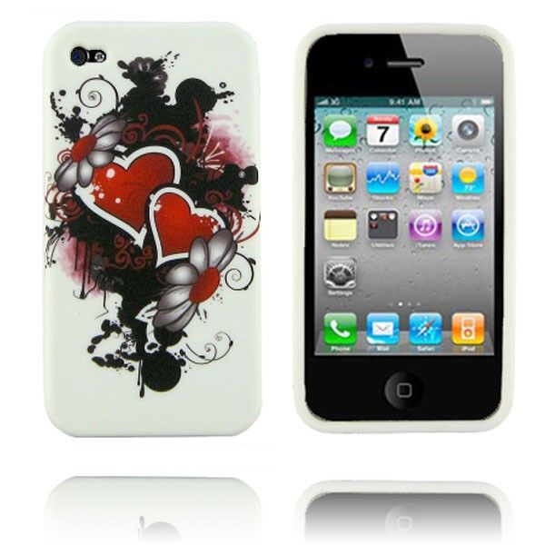 Cleopatra (Heart no. 6) iPhone 4 Cover