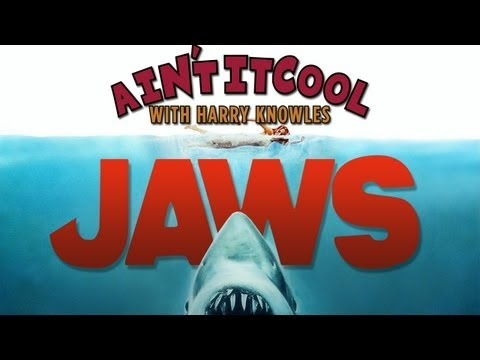 Harry and Quint sit down to chat about their love of JAWS to celebrate the Blu-Ray release.