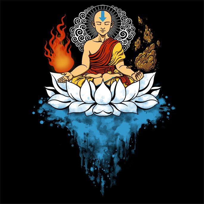 The Last Airbender Team Avatar: DeviantART, Avatar Aang