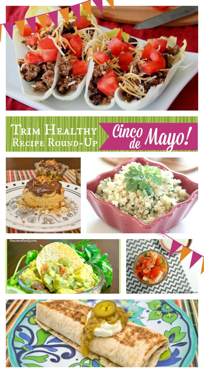 Trim Healthy Mama Recipes for Cinco de Mayo