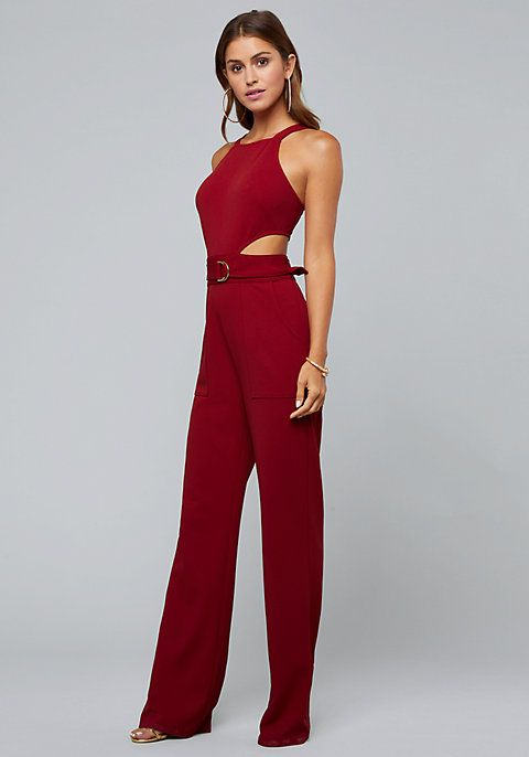 be77654ac2cc Side Cutout Jumpsuit - All New Arrivals
